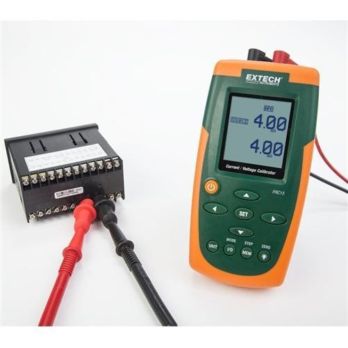 Extech PRC15: Current and Voltage Calibrator/Meter - anaum.sa