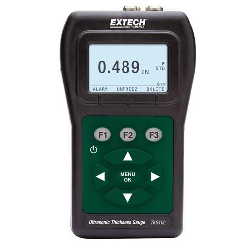 Extech TKG100: Digital Ultrasonic Thickness Gauge - anaum.sa