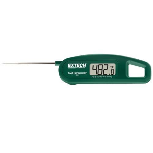 Extech TM55: Pocket Fold-Up Food Thermometer - anaum.sa