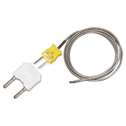 Extech TP875: Bead Wire Type K Temperature Probe (-58 to 1000°F) - anaum.sa