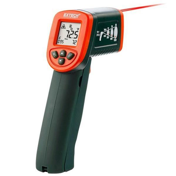 Extech IR267: Mini InfraRed Thermometer with Type K - anaum.sa