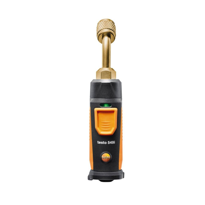 Testo 549 i : High-Pressure Measuring Instrument  with Smartphone Operation - anaum.sa