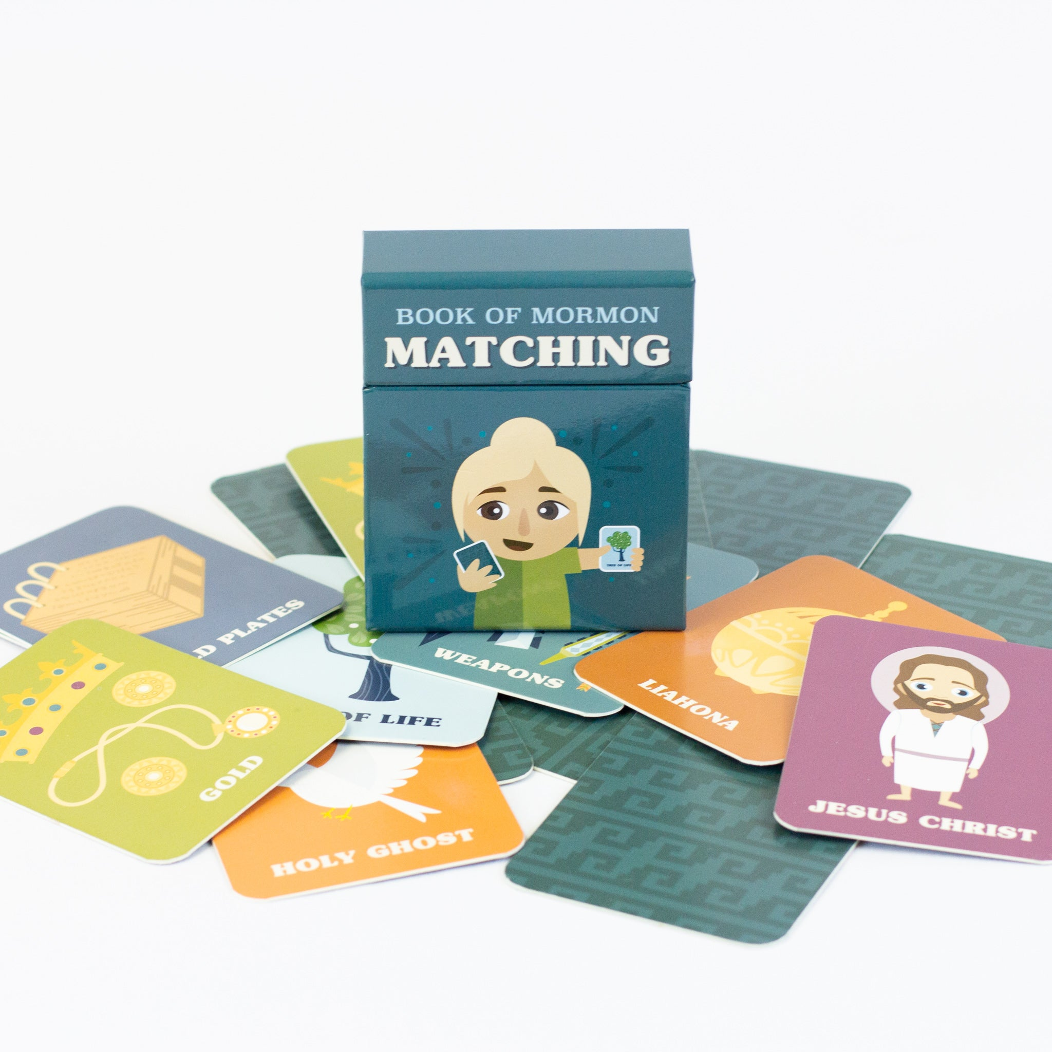 Book of Mormon Matching Game