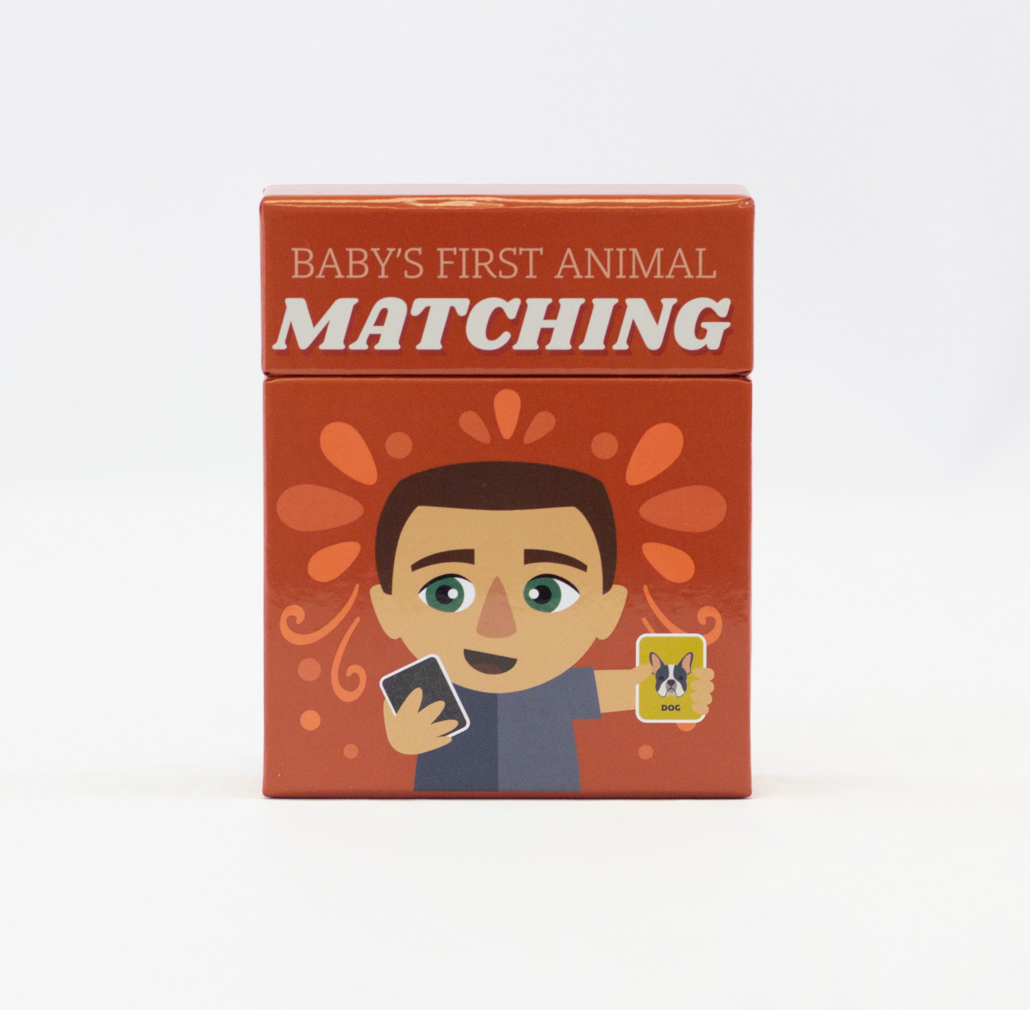 Baby's First Animal Matching Game