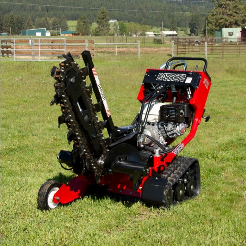New Item: Track Trencher