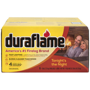 Fire Log Duraflame 6-lb