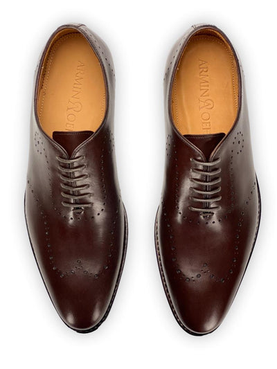 Savannah Oxford Wholecut