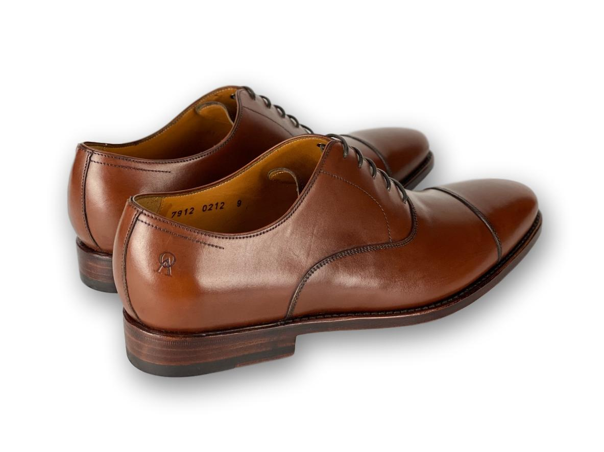 Macon Cap Toe Oxford