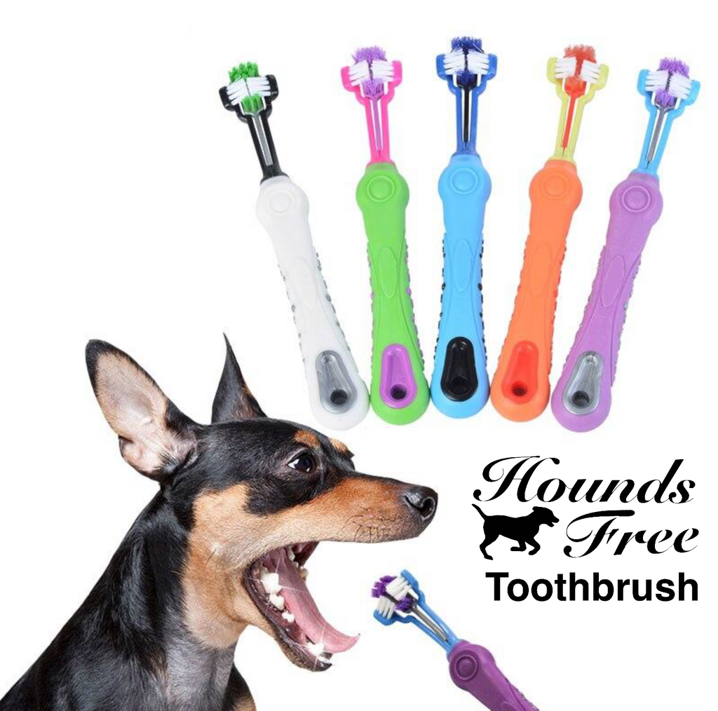 Hounds Free Toothbrush
