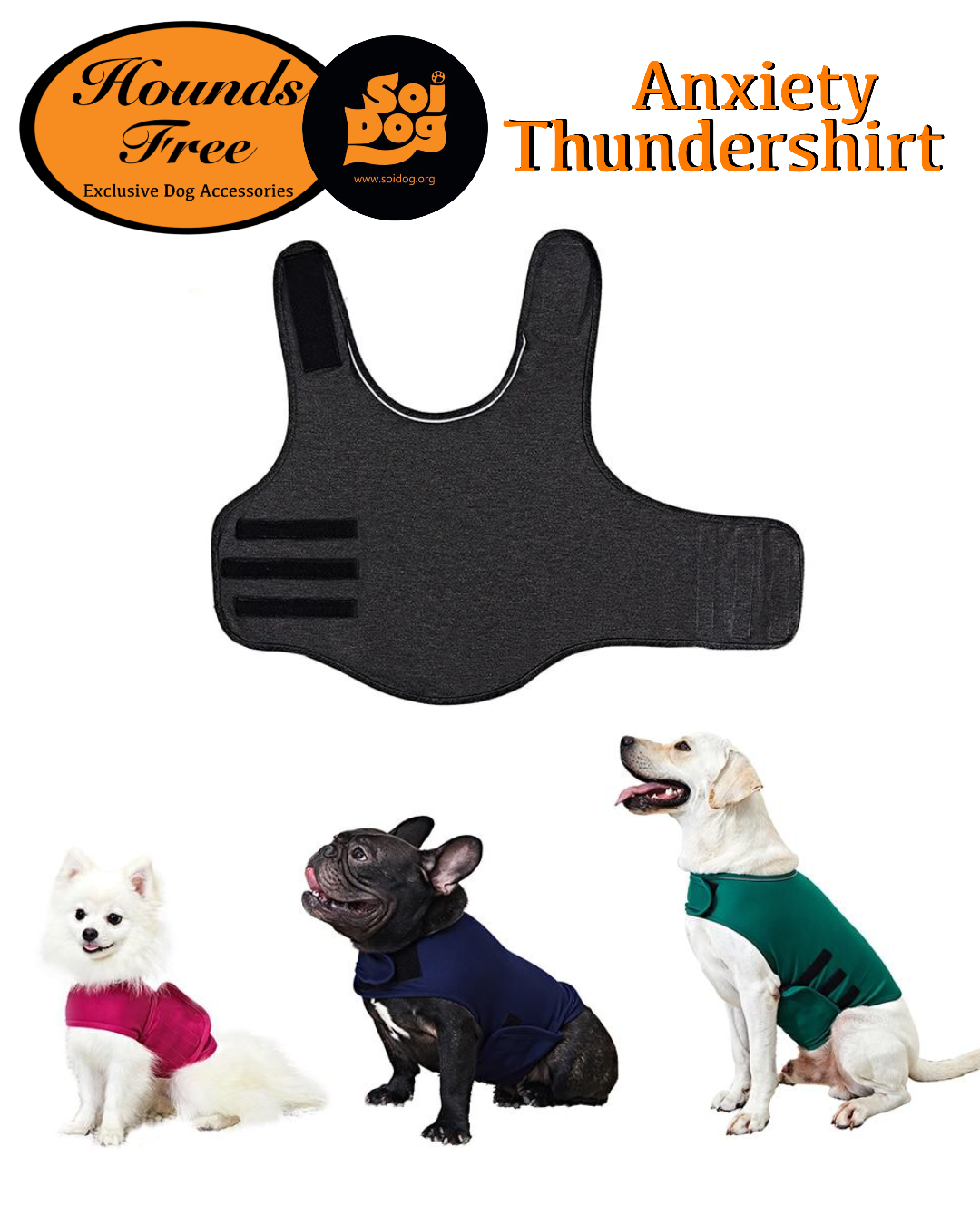 Hounds Free Thunder Shirt