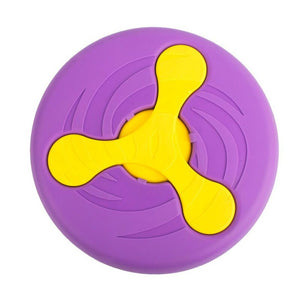 Hounds Free 2-in-1 Flying Disc Toy
