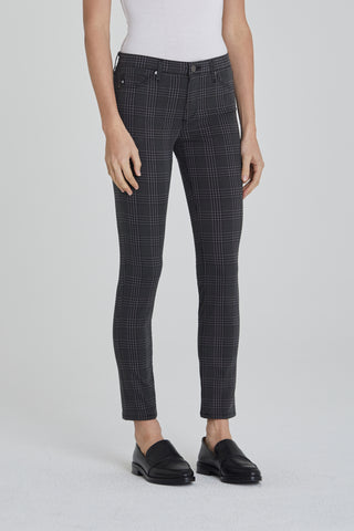Prima Ankle Plaid