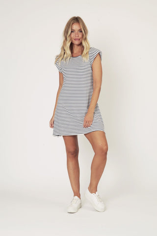 Diane Striped Dress