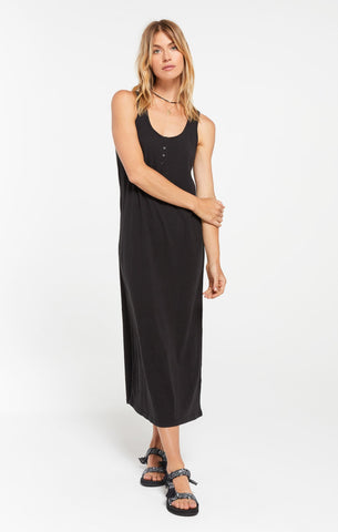 Miley Slub Midi Dress