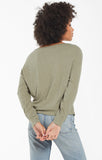 Naiser Slub Long Sleeve Top