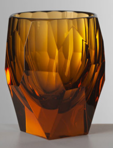 Milly Acrylic Tumbler Amber
