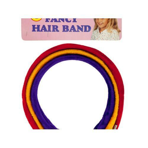 Girls' Fancy Headbands Set ( Case of 72 )