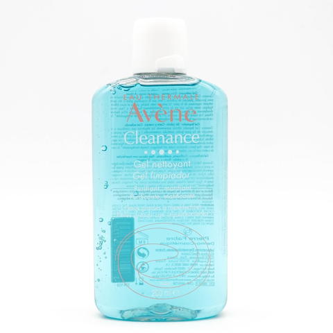 AVENE CLEANANCE GEL LIM 200ML S/JB