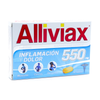 Alliviax 550 mg con 10 Tabletas