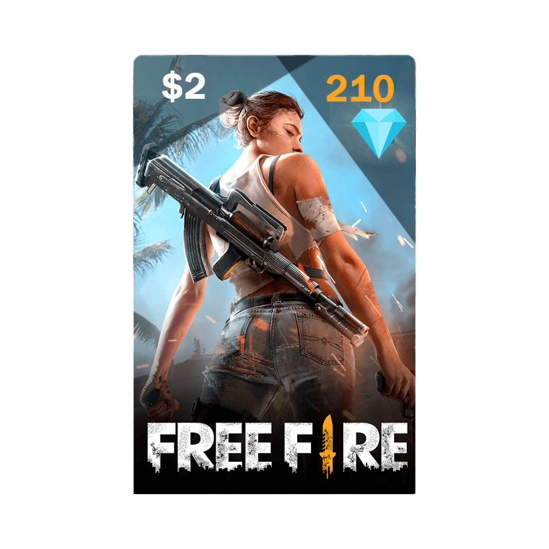 210 Diamonds (100 Shells)| Free Fire
