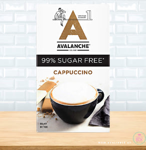 Avalanche Coffee Cafe Style