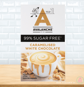 Avalanche 99% Sugar Free Drinking Chocolate