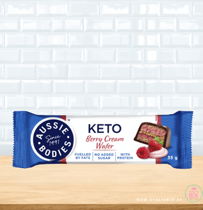 Aussie Bodies Keto Wafer Bar