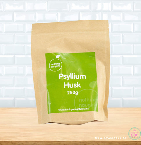 Nothing Naughty NZ, Psyllium Husk NZ, Psyllium NZ, Keto Products NZ, Low Carb NZ