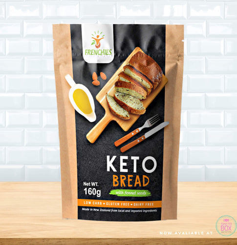 Frenchies Keto, Keto Bread NZ, Keto Bread Mix NZ, Atkins Bread Mix NZ, Low carb Bread NZ, Gluten Free Bread NZ, Bread Mix NZ, Keto Products NZ, Low Carb NZ