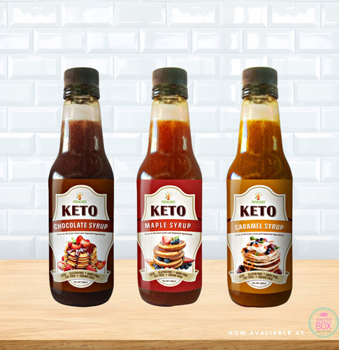 Frenchies Keto, Keto syrup NZ, Sugar free maple syrup NZ, Keto Chocolate Syrup, Keto Syrups NZ, Keto Products NZ, Low carb NZ,