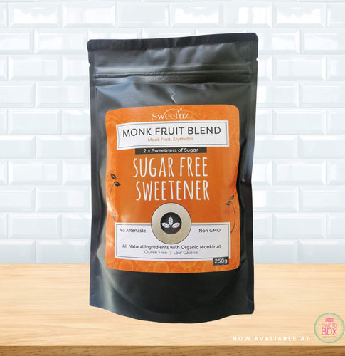 sweetnz, monk fruit nz, monk fruit sweetener nz, sugar free sweetener nz, monk fruit blend nz, keto sweetener nz, diabetic sweetener nz, keto products nz, low carb nz