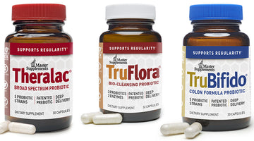 The Differences: Theralac, TruFlora, and TruBifido