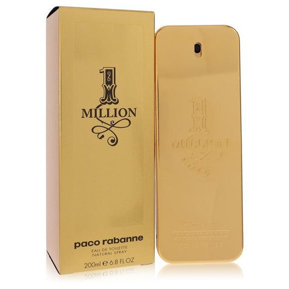 1 Million By Paco Rabanne 6.7 oz au De Toilette Spray for Men