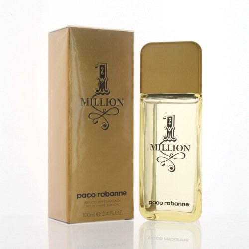 Paco Rabanne 1 Million By Paco Rabanne 3.4 After Shave Lotion For Men - Box