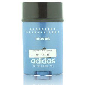 Adidas Moves By Adidas 2.5 Oz Deodorant Stick For Men - Unbox