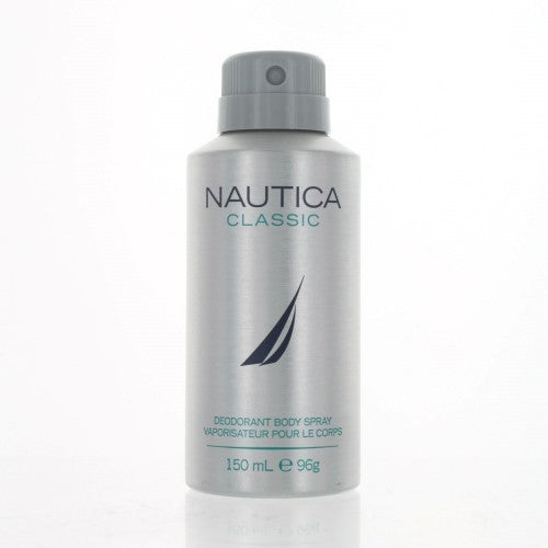 Nautica By Nautica 5.0 Oz Deodorant Body Spray For Men - Tester