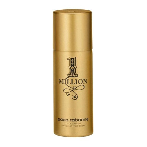 Paco Rabanne 1 Million By Paco Rabanne 5.0 Oz Deodorant Spray For Men - Unbox