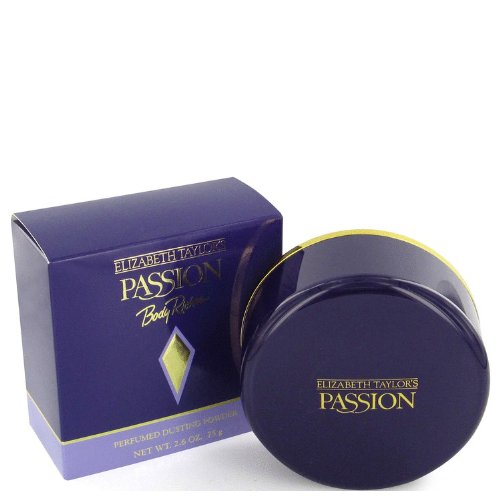 Passion By Elizabeth Taylor 2.6 Oz Body Powder For Women NEW in Box