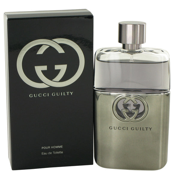 Gucci Guilty by Gucci 3.0 for Men EDT Spray