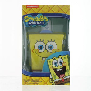 Spongebob Squarepants By Nickelodeon 3.4 Oz EDT Spray For Children NEW in Box