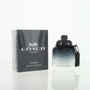 Coach New York By Coach 1.3 Oz Eau De Toilette Spray For Men - Box