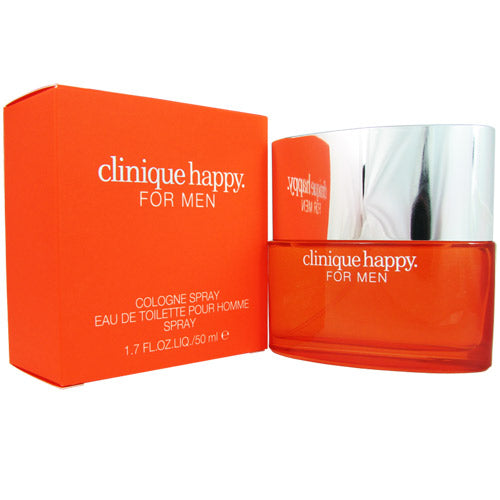 Happy By Clinique 1.7 Oz EDT Spray For Men NEW in Box