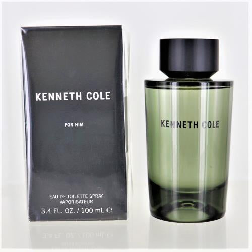 Kenneth Cole By Kenneth Cole 3.4 Oz Eau De Toilette Spray For Men - Box