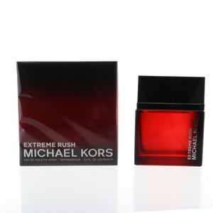 Michael Kors Extreme Rush By Michael Kors 2.4 Oz EDT Spray For Men NEW in Box