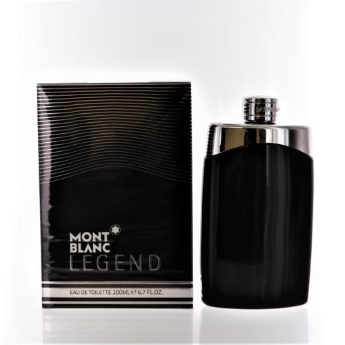 Mont Blanc Legend By Mont Blanc 6.7 Oz EDT Spray For Men NEW in Box