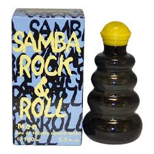 Samba Rock & Roll By Perfumers Workshop 3.3 Oz EDT Spray For Men NEW in Box