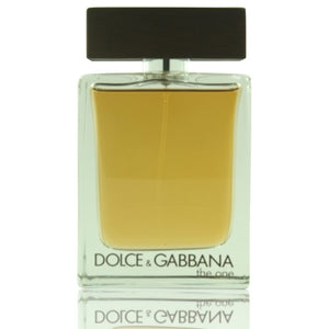 D & G The One By Dolce & Gabbana 3.3 Oz Eau De Toilette Spray For Men - Tester