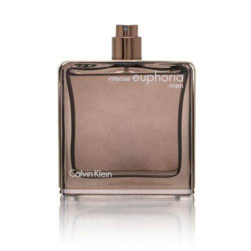 Euphoria Intense By Calvin Klein 3.4 Oz Eau De Toilette Spray For Men - Tester