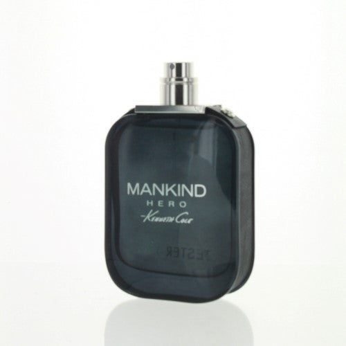 Kenneth Cole Mankind Hero By Kenneth Cole 3.4 Oz Eau De Toilette Spray For Men - Tester