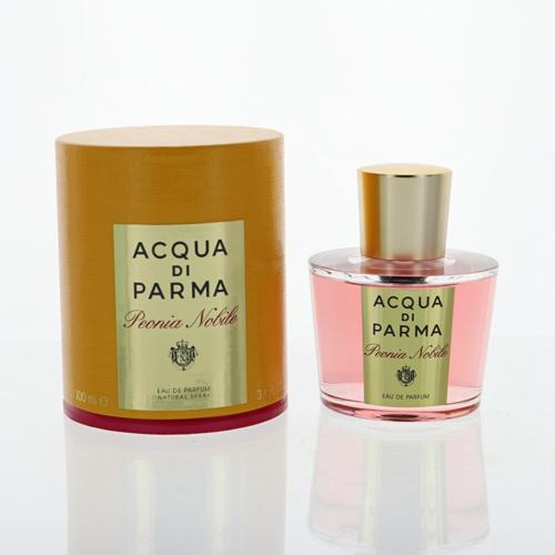 Peonia Nobile By Acqua Di Parma 3.4 Oz EDP Spray For Women NEW in Box